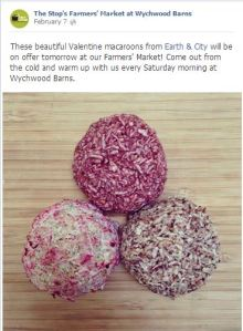 Facebook the Stop market macaroons