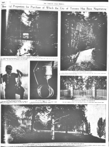 Toronto star Weekly Aug. 17, 1912 p3 beatiful properties Ames Estate